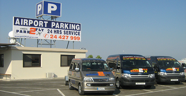 Transportation for the Larnaca Airport - Park2fly